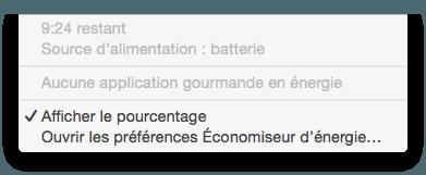 MacBook probleme batterie autonomie annoncee