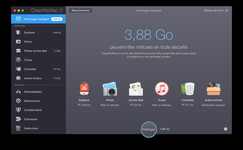 Nettoyer son MacBook en securite