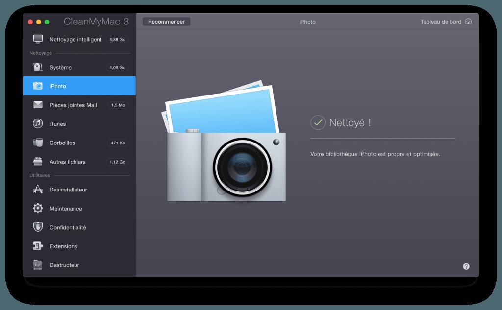 Nettoyer son MacBook photos en double