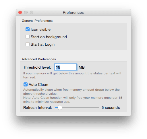 macbook memoire memory booster configuration