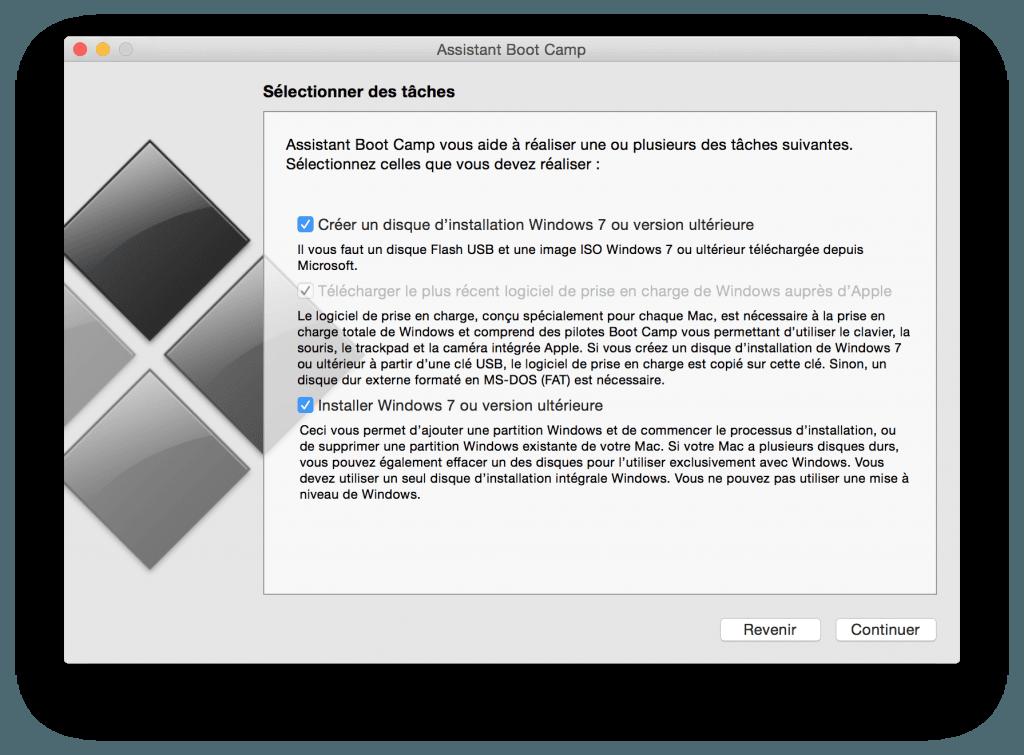 MacBook triple boot os x windows linux