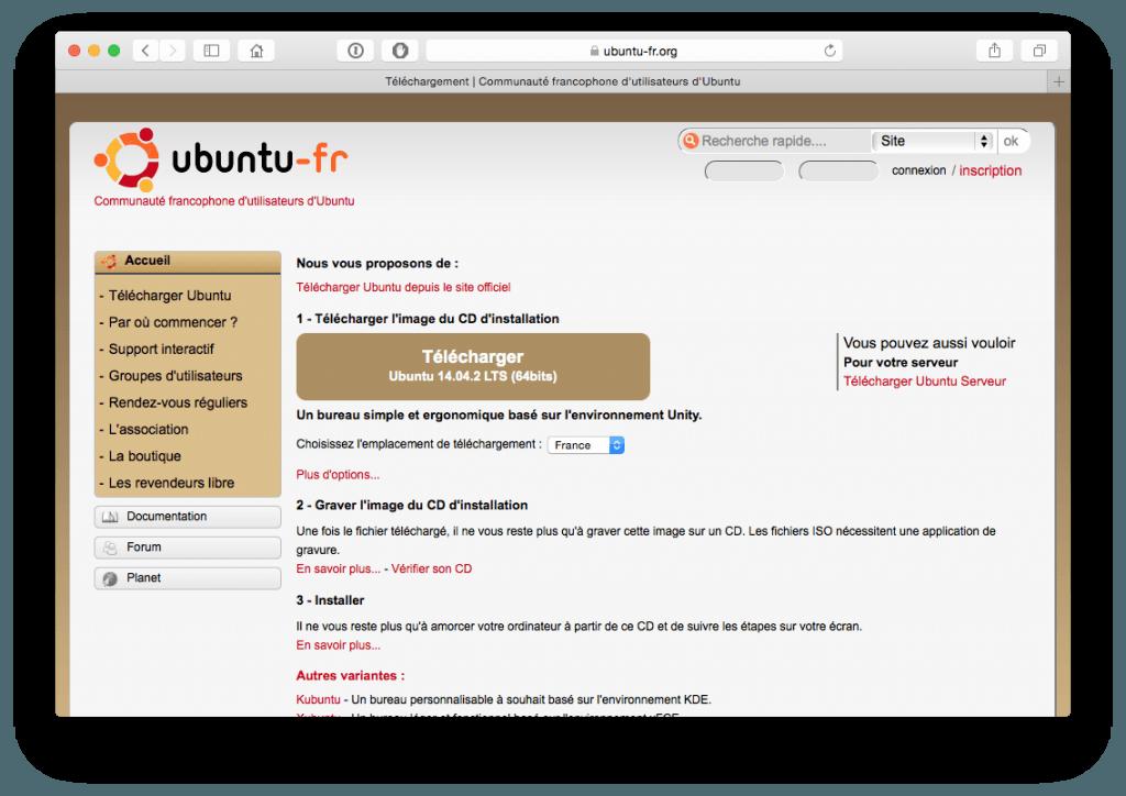 MacBook triple boot ubuntu