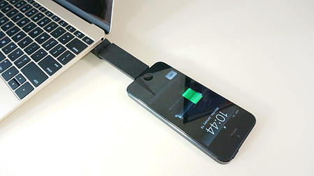 dock pi iphone