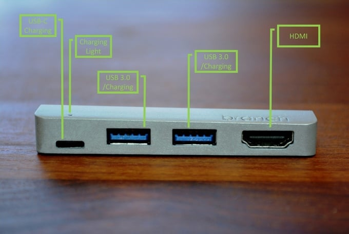 branch usb-c usb 3 hdmi