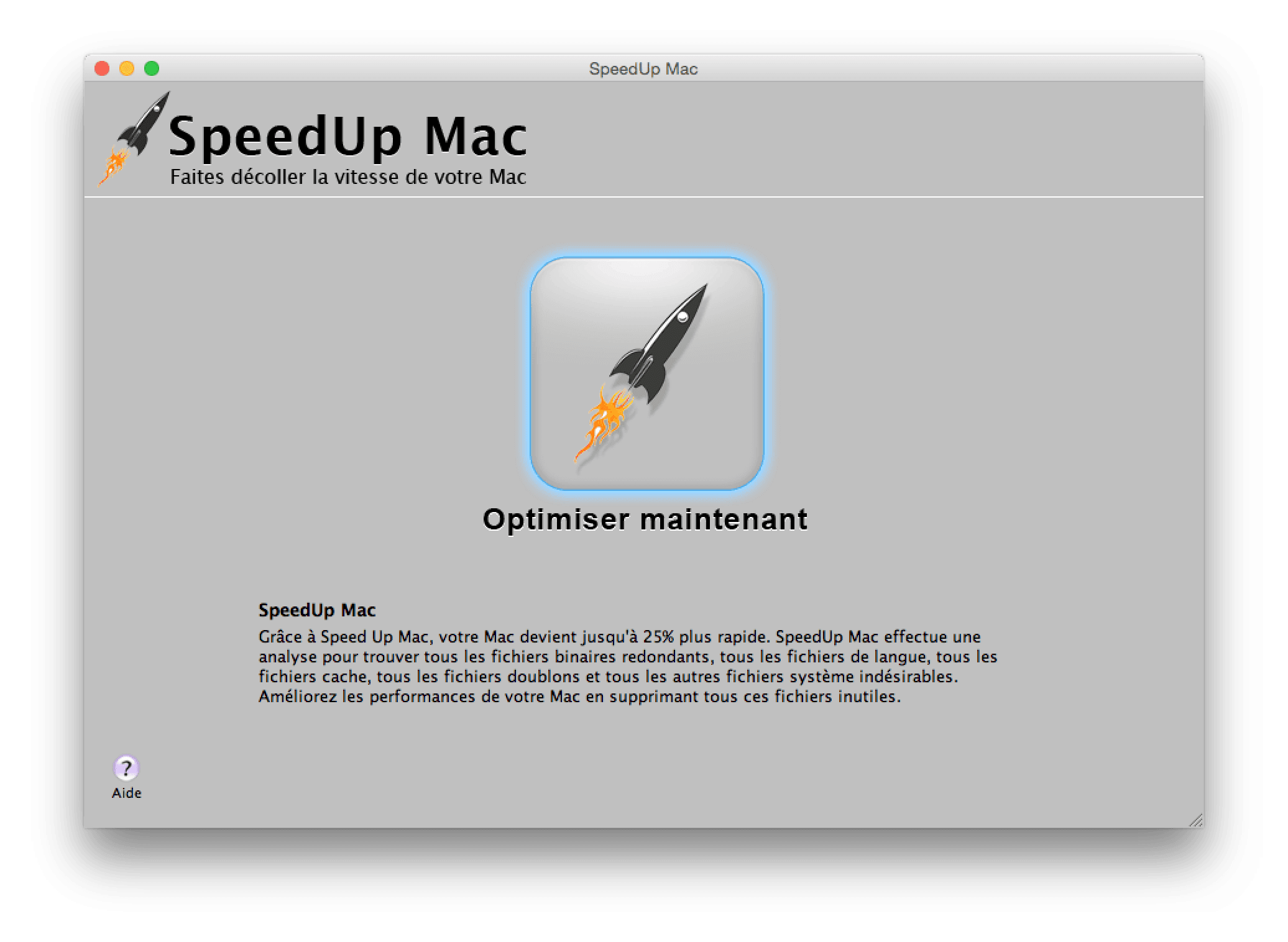 accelerer son MacBook