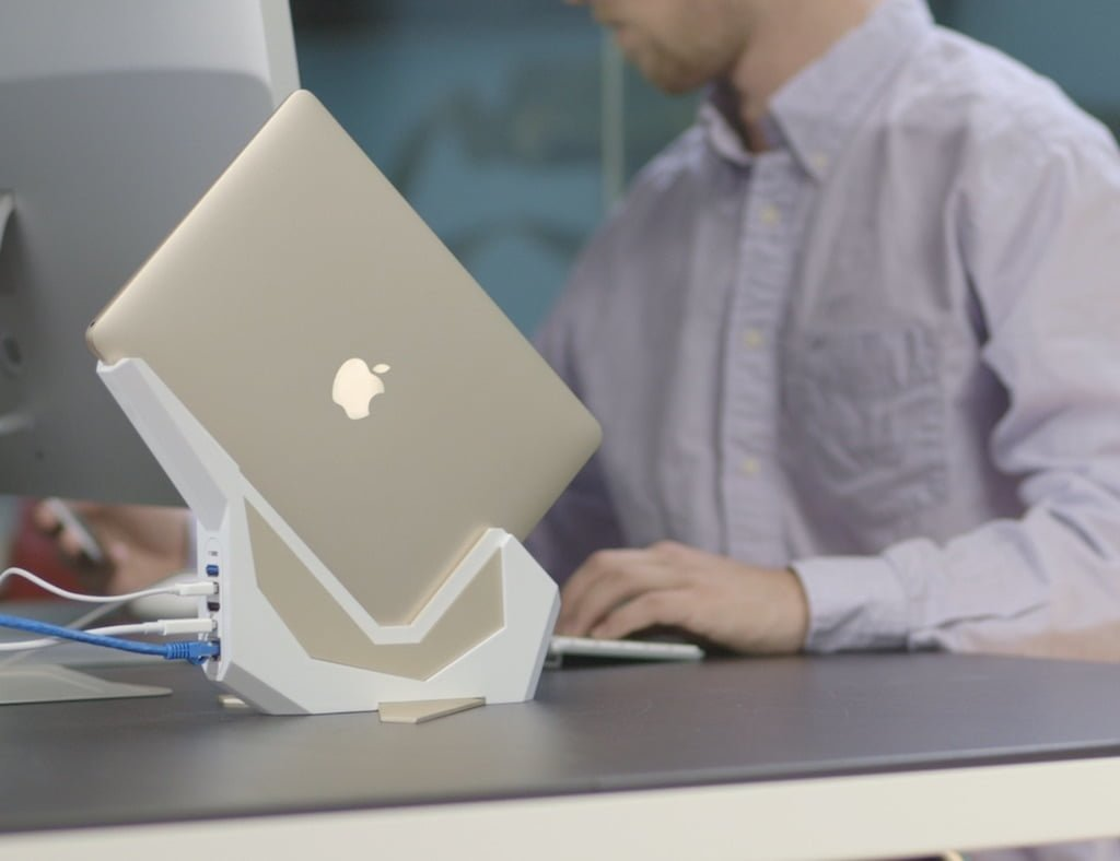 Sparrow dock new macBook 12