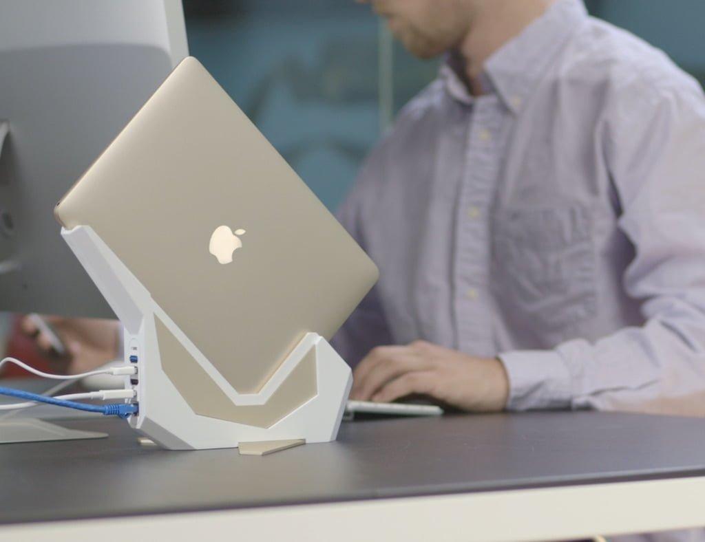 Sparrow dock new macBook 12
