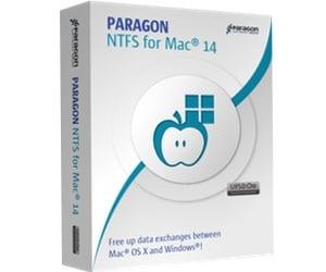 el capitan ntfs paragon ntfs 14