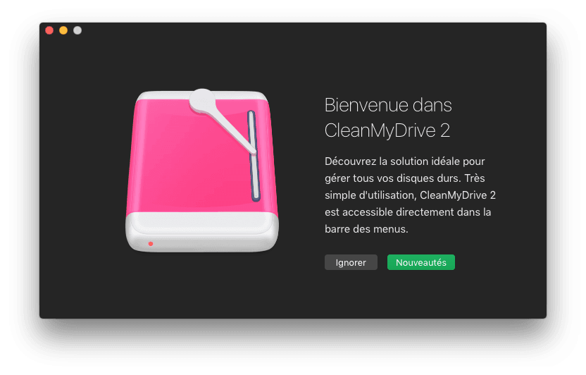 Nettoyer une cle USB cleanmydrive 2