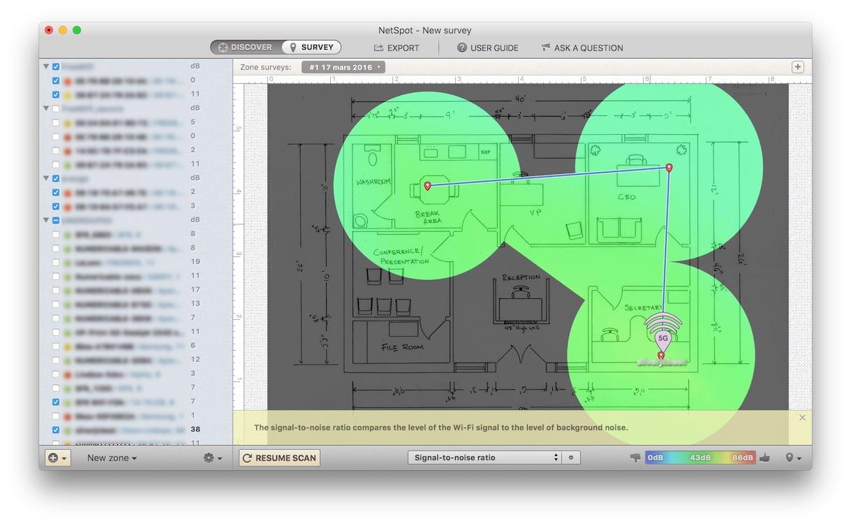 meilleur signal wifi sur mac choisir