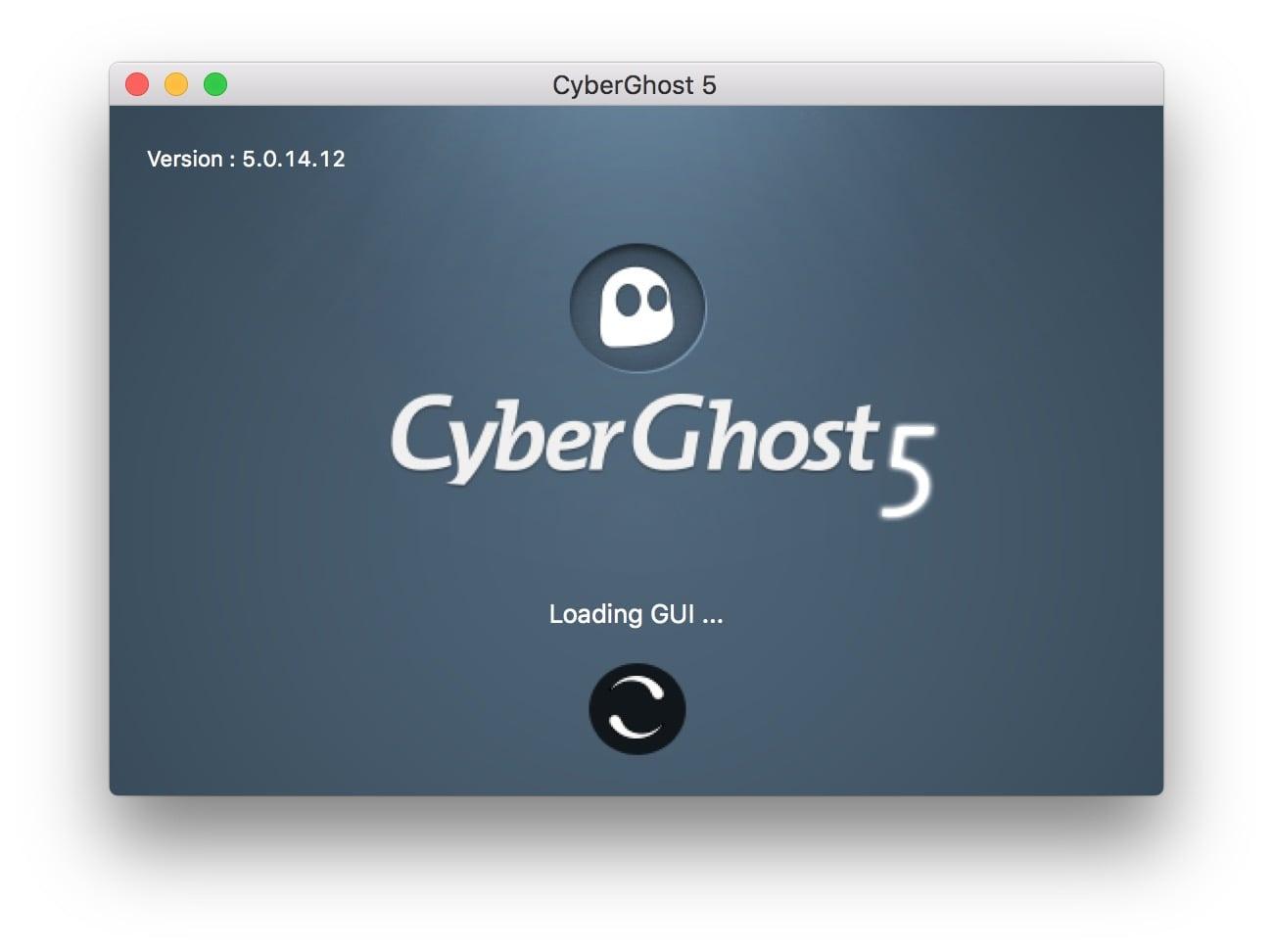 installer un VPN gratuit sur mac lancer cyberghost