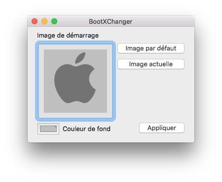 changer la couleur du boot mac bootxchanger