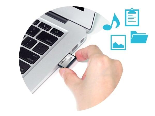 macbook stockage augmentation