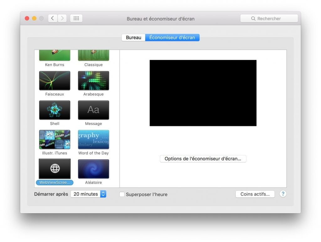 utiliser-un-site-web-en-ecran-de-veille-bureau-mac
