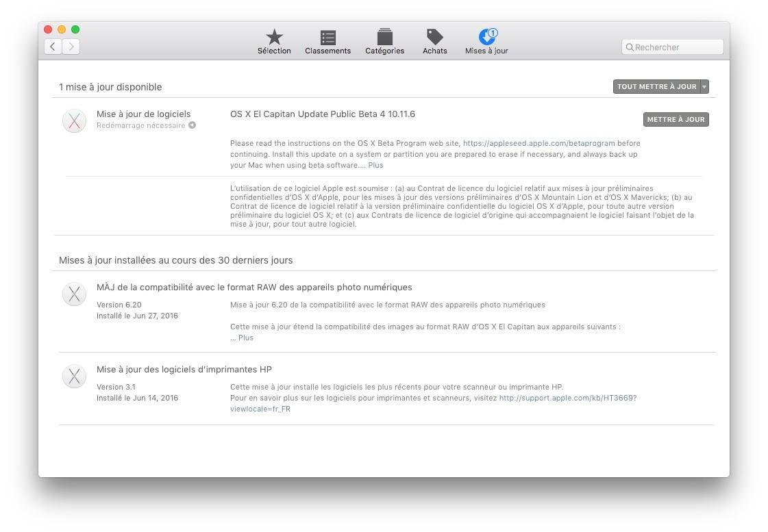 scanner sur mac installer imprimante