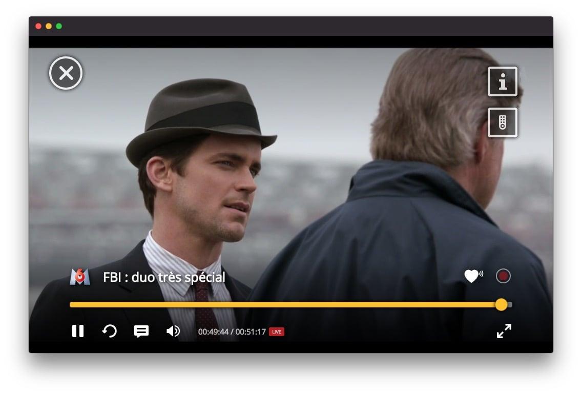 Regarder la TV sur Mac facile