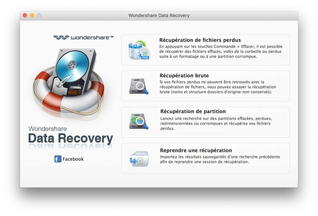 Recuperer des donnees effacees sur mac data recovery