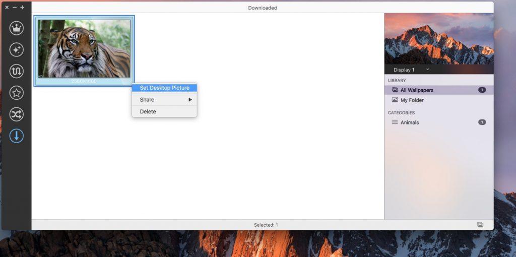 Changer automatiquement le fond d'écran Mac changer fond écran macos et mac os x