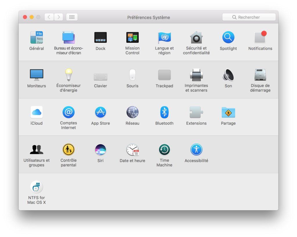 Contrôler un Mac à distance via vnc