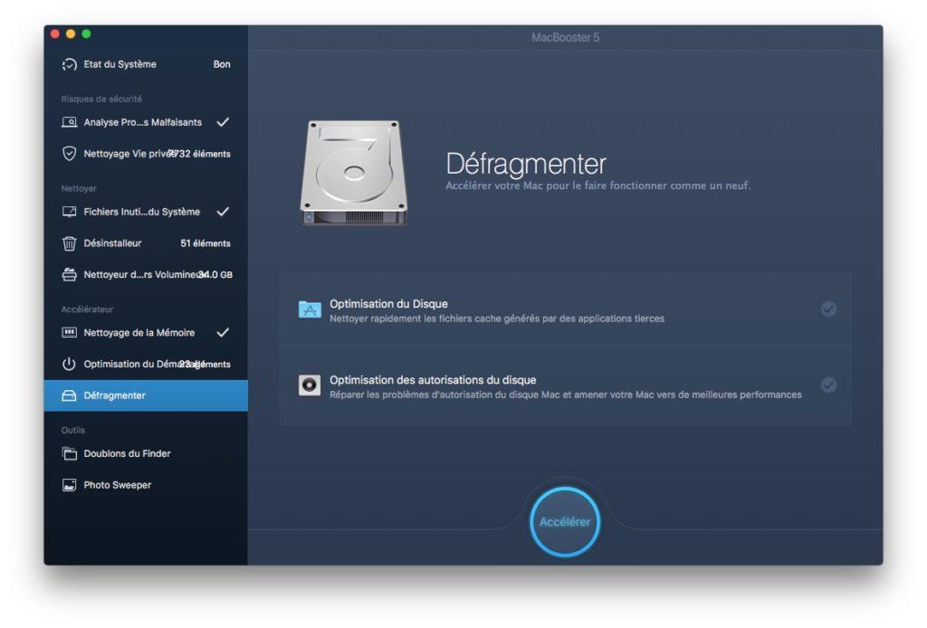 macbook lent defragmenter