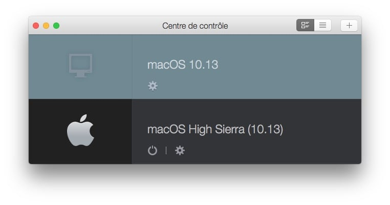 Installer macOS High Sierra avec Parallels Desktop VM