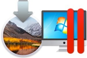 Installer macOS High Sierra avec Parallels Desktop tutoriel