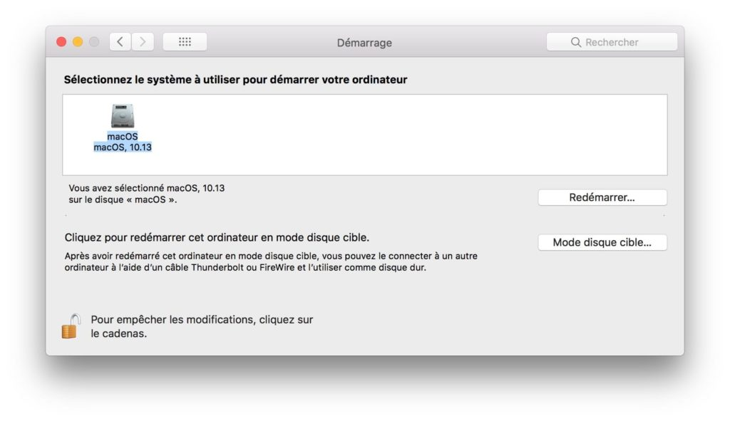 dual boot mac windows demarrer sur mac