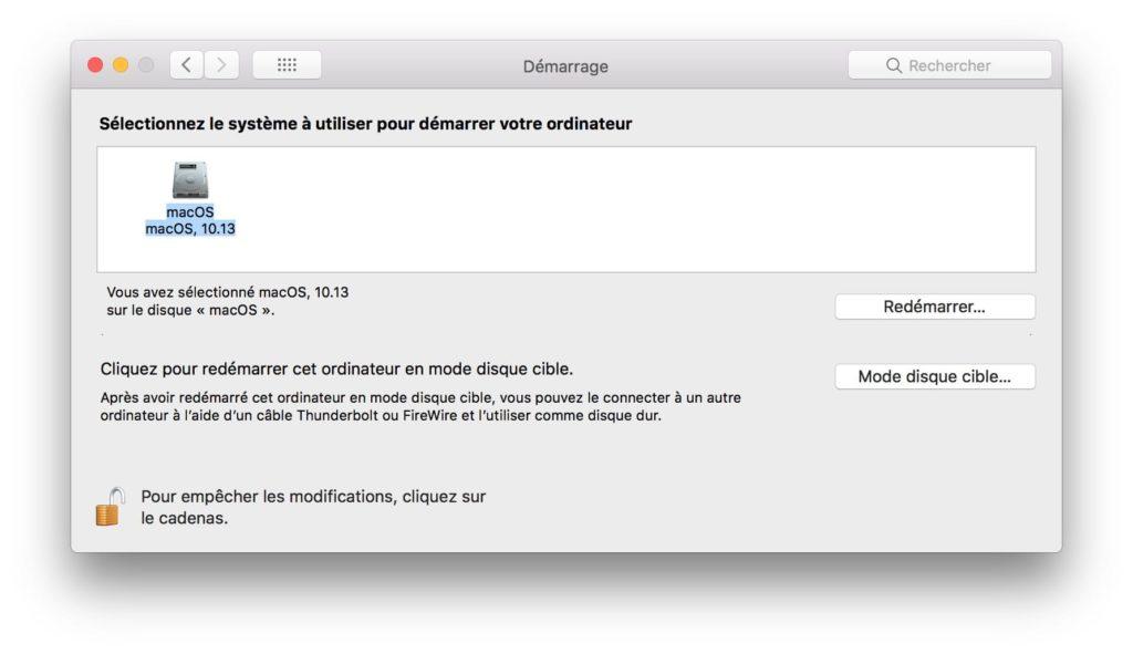 dual boot mac windows demarrer sur mac