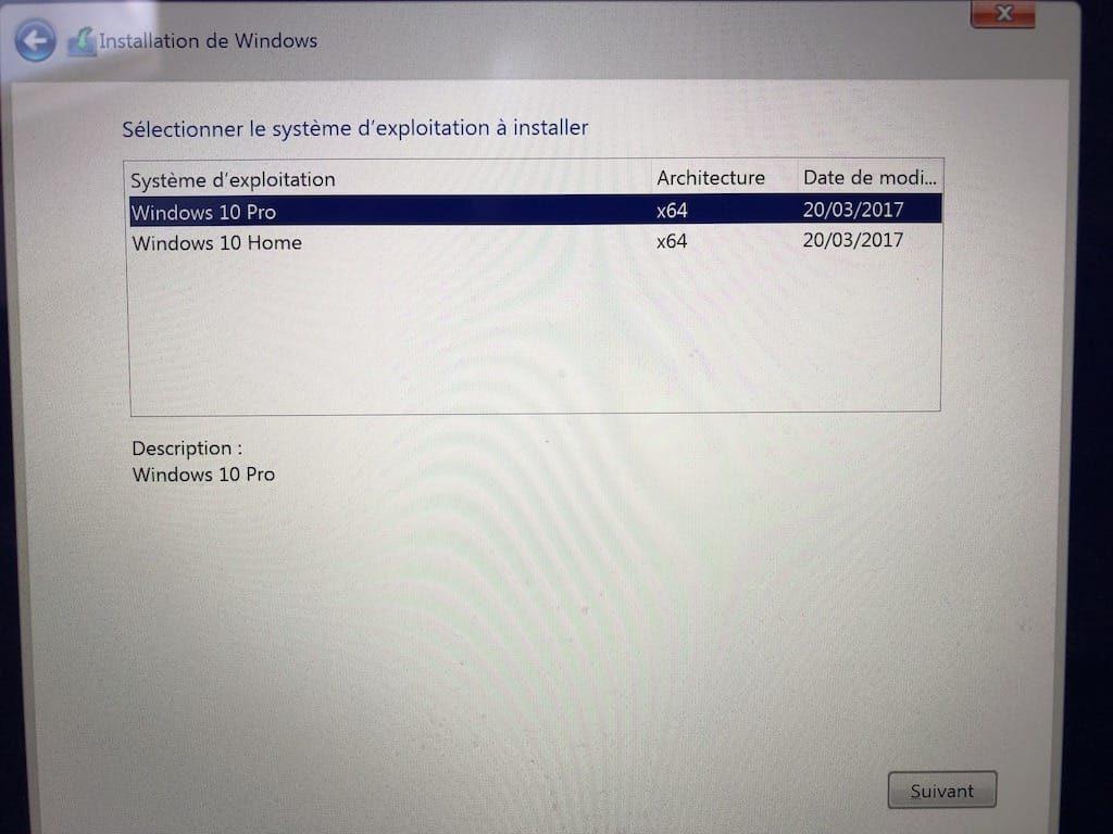 installer windows 10 creators updade sur mac