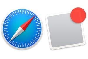 Desactiver les alertes dans Safari notification push
