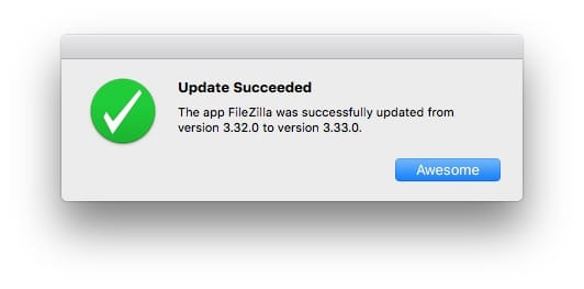 Mettre automatiquement ses apps a jour sur Mac avec un seul programme