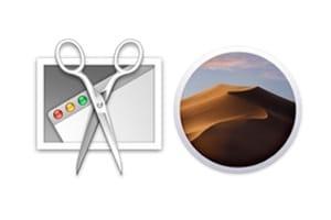 Faire une capture d ecran sur macOS Mojave 10.14 tutoriel