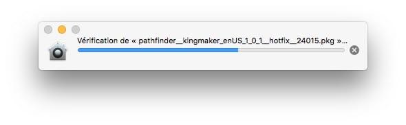 Desactiver la verification pour un fichier PKG sur Mac