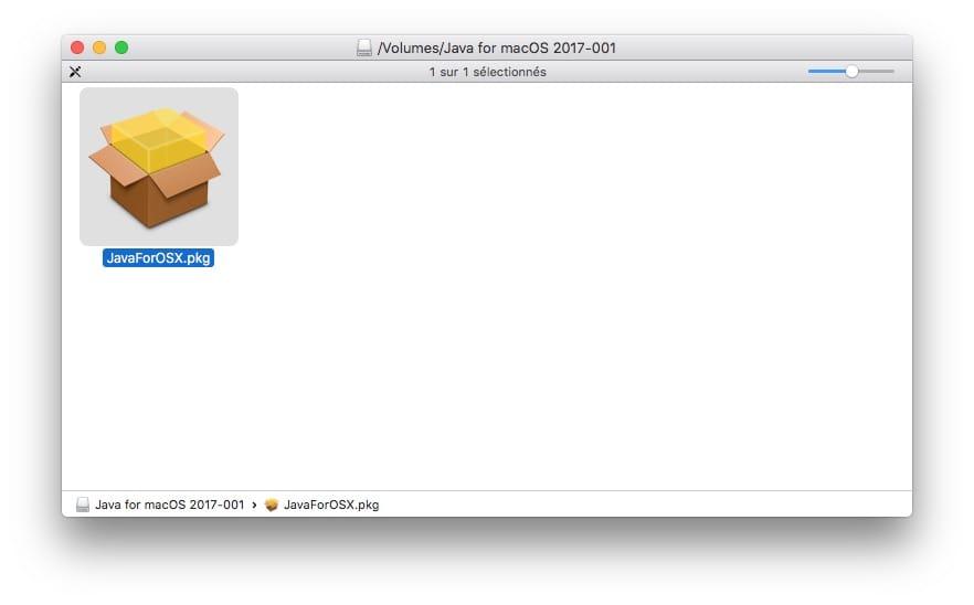 Installer Java macOS Mojave Javaforosx pkg