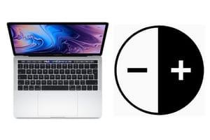 Régler le contraste de son Mac tutoriel