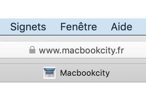Afficher les favicons des sites avec Safari Mac tutoriel mac