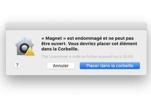 Réparer une application mac endommagée tutoriel MacBookcity