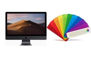 Changer les couleurs de macOS Mojave tutoriel