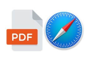 Enregistrer une page web en PDF sur Mac Safari Chrome Firefox tutoriel