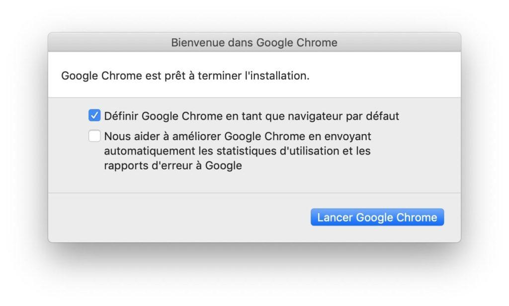 Changer le navigateur web par défaut sur Mac (2 solutions) 1
