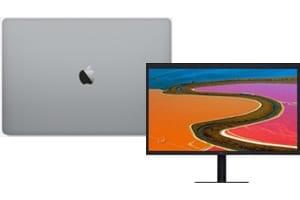 Utiliser un Macbook capot fermé avec un ecran externe une TV un projecteur tutoriel