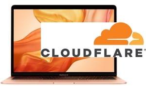 Utiliser le DNS de Cloudflare sur Mac configurer 1.1.1.1 et 1.0.0.1