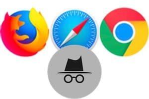 Lancer la navigation privee automatiquement sur Mac avec Safari Chrome Firefox tutoriel
