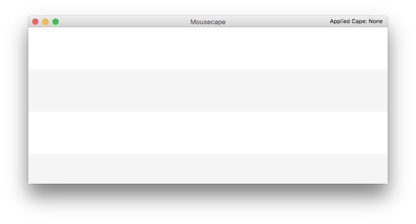 Changer le pointeur de la souris sur Mac Mousecape