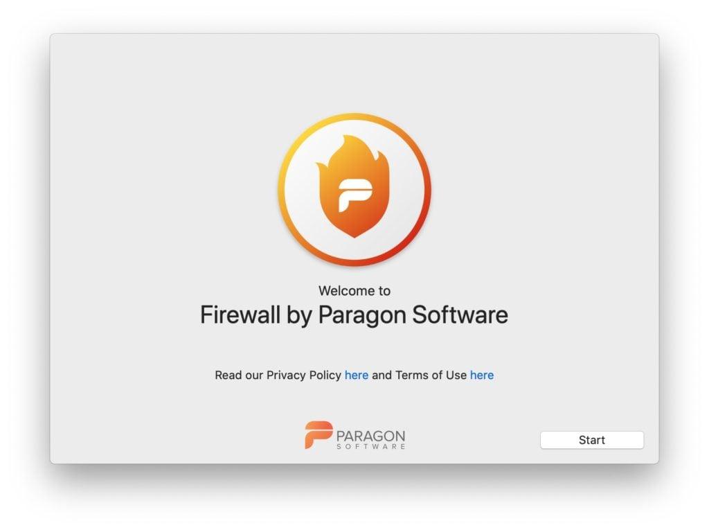 firewall paragon software