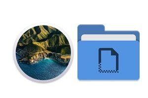 Afficher les fichiers caches de macOS Big Sur 11.0