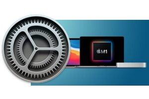 Utilitaire Sécurité au démarrage sur un Mac Apple Silicon (modifier le niveau de sécurité)