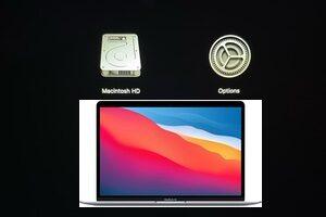 Liste des modes de demarrage du Mac Silicon