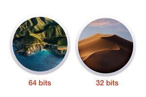 Dual boot macOS Big Sur et Mojave pour utiliser les apps 64 et 32 bits sur Mac