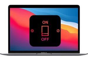 Programmer le démarrage ou l'arrêt de son Mac
